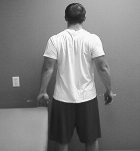 scapula retraining for bursitis