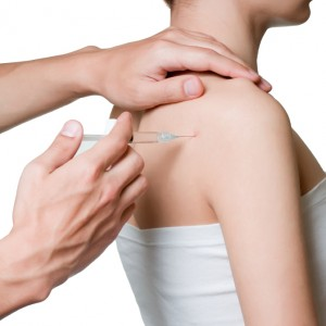 shoulder injection therapy